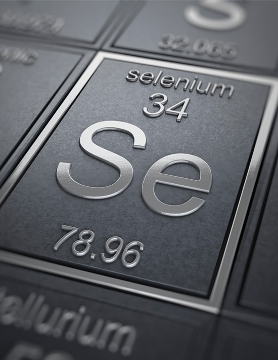 Selenium – the trace element for cell protection